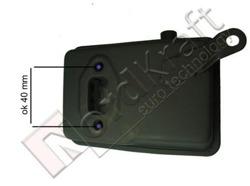 Tłumik do kosy spalinowej Kod: CZKOS-0030